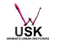 Weimar's Urban Sketchers