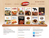 2012 - Web: Alldelivery