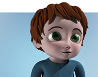 3D Character - Charlie