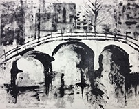Amsterdam Monoprints