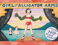 Archie Bros Electric Circus, Alexandria, Sydney. 2017