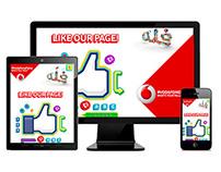 Vodafone Falla Responsive Micro Site