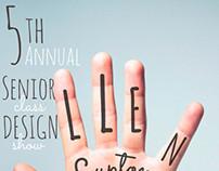 Ellen Lupton Graduation Lecture Poster
