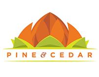 Pine & Cedar Branding + Brochure