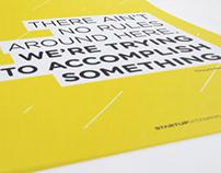 Startupvitamins posters