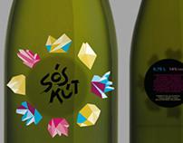 Figula Sóskút Wine Labels