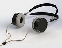 Vintage Inspired Headset