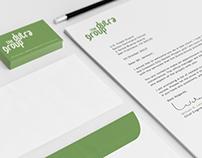Rebranding // Stationery System