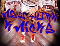 New York Knicks Dream Team Design!