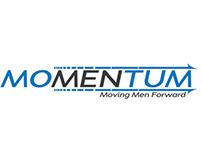 Momentum Men's Ministry Logo