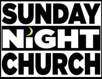 Sunday Night Church Logo