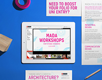 MADA Workshops