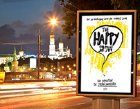 The Happy Show - Poster