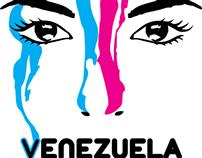 Venezuela Body Paint / Logo + Publicidades + POP