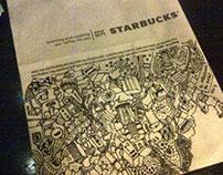 starbuck tissue