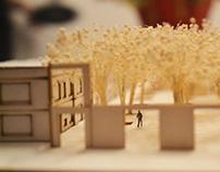 Proyecto U.I Urbano: Parque Escuela Taller
