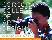 Corcoran College Collateral