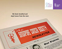 Singapore Cancer Society 50