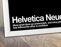 Helvetica +++