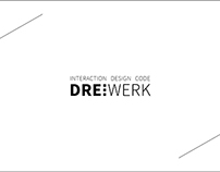 INTERACTION|DESIGN|CODE — DREIWERK