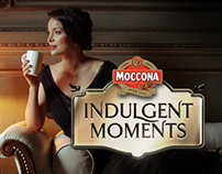 "Campaign | Moccona ""Indulgent Moments"""