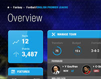 Khelkund - Fantasy football web app (game)