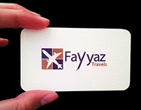 Fayyaz Travels' Namecard