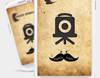 Photography android app design