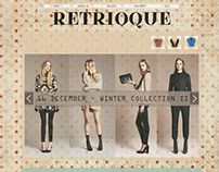 Web Design: Retrioque