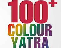 100+ Colour Yatra Event