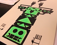 DUALITY - Screen Prints