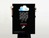 Social Poster - Depression