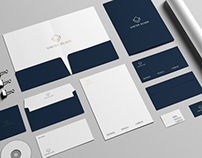 Stationery / Branding Mock-Up - Vinter Olsen