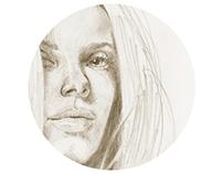 Girls - Portrait Sketches
