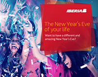 Iberia™ Airlines International Facebook Campaign