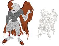 Warrior Bird