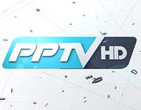 Rebrand Logo PPTV 2014 - Station ID Teaser