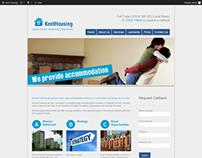 Kent Housing Responsive Website
