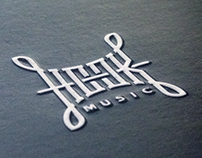 Hook Music Logo