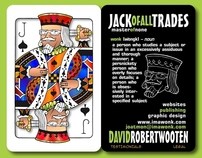 9AUGUST / JACK OF ALL TRADES MISCELLANY
