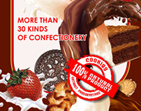 design for confectionary