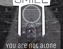 Smile you are not alone