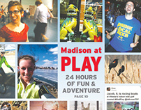 #MadPlay : Madison at Play : Mar 28-29 2014