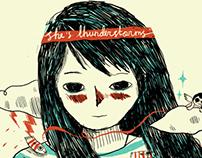 She's Thunderstorms - Arctic Monkeys
