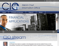 CIO Redesign