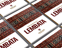 LEMBATA Profile Book