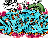 Graffiti Sketches