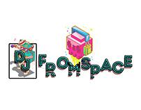 DJ FromSpace logo