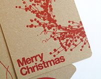 Circa Letterpress - Christmas Cards