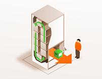Storage systems - illustrations & website